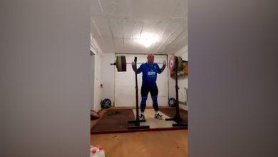 Photo of Kolejni sportowcy dzielą się treningiem [VIDEO]