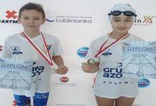 Photo of Sukcesy młodych pływaków puławskiej Wisły