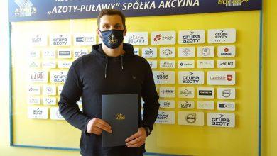 Photo of Azoty mają nowego bramkarza