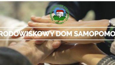 Photo of Dom Samopomocy wznawia działalność