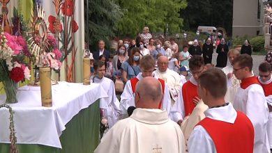 Photo of Uroczystości Bożego Ciała w puławskich parafiach [VIDEO]