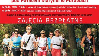 Photo of Ruszają niedziele z nordic walking