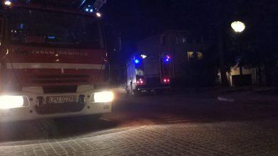 Photo of Pożar w mieszkaniu przy ul. Grota-Roweckiego [VIDEO]