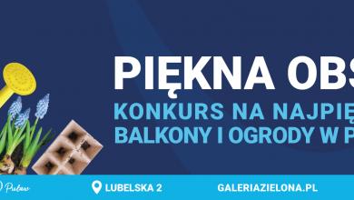 Photo of Najpiękniejsze balkony i ogrody w Puławach i okolicy- konkurs Galerii Zielona