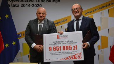 Photo of Puławski instytut otrzymał wielomilionową dotację [VIDEO]