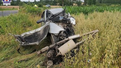 Photo of Śmiertelne wypadki na drogach naszego regionu [VIDEO]