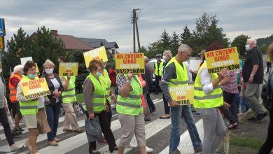 Photo of Protesty na drogach w sprawie bezpieczeństwa [VIDEO]