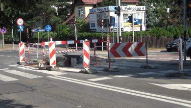 Photo of Dziura w jezdni na Słowackiego