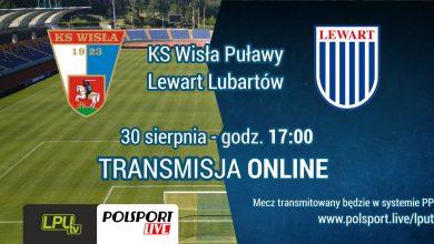 Photo of Wisła Puławy – Lewart Lubartów na żywo w systemie PPV