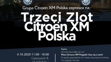 Photo of Zlot sympatyków Citroena w Puławach