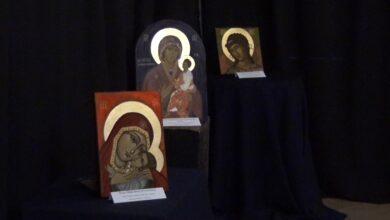 Photo of Wystawa ikon Magdaleny Wierzbickiej [VIDEO]