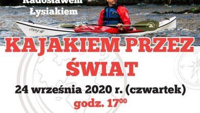 Photo of Kajakiem przez Świat