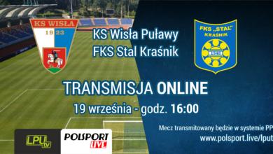 Photo of Wisła Puławy – Stal Kraśnik w PPV