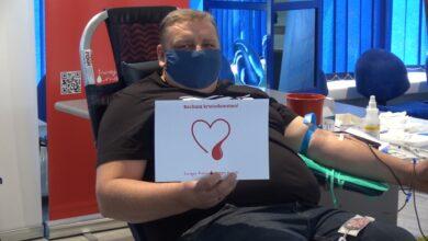 Photo of Zbiórka krwi dla chorych dzieci [VIDEO]