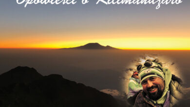 """Photo of """"Opowieści z Kilimandżaro"""" w MDK"""