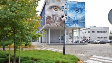 Photo of Drugi mural też już gotowy