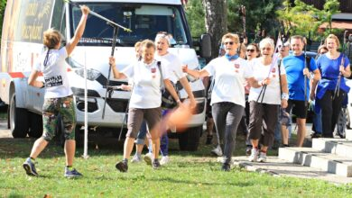 Photo of Nordic Walking i Forum Trzeźwości