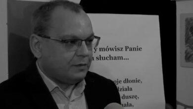Photo of Zmarł Mariusz Oleśkiewicz – dyrektor puławskiego MDK