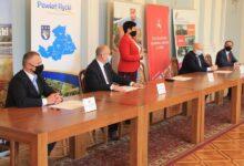 Photo of Współpraca powiatu puławskiego w ramach rozwoju regionalnego