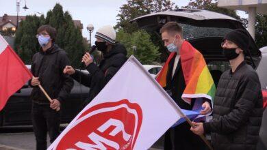 Photo of Protest w Dzień Edukacji Narodowej [VIDEO]
