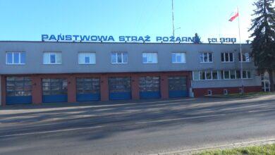 Photo of Nowy samochód terenowy dla PSP w Puławach