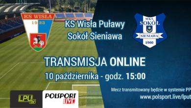 Photo of Wisła Puławy – Sokół Sieniawa na żywo w PPV