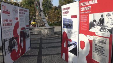 Photo of Tu rodziła się Solidarność – wystawa plenerowa
