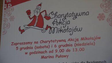 Photo of Charytatywna Akcja Mikołajów w Puławach [VIDEO]