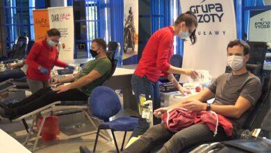 Photo of Krew pilnie potrzebna – w piątek zbiórka w Azotach
