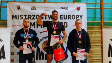 Photo of Puławscy zawodnicy z europejskimi medalami