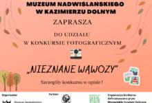 """Photo of Konkurs fotograficzny """"Nieznane wąwozy"""""""
