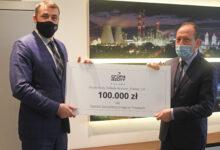 Photo of Azoty wciąż wspierają szpital