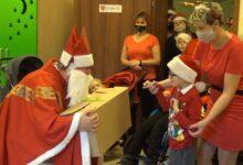 Photo of Mikołaj odwiedził niepełnosprawne dzieci