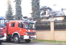 Photo of Pożar przy ul. Sowińskiego [VIDEO]