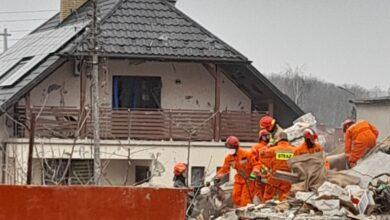 Photo of Wybuch gazu w Puławach [FOTO]