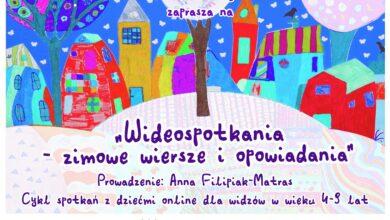 Photo of Zimowe wiersze i opowiadania dla dzieci