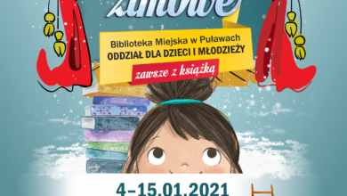 Photo of Ferie zimowe z Biblioteką Miejską