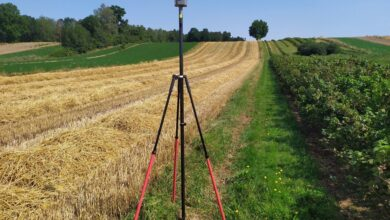 Photo of Prace geodezyjne na terenie powiatu puławskiego