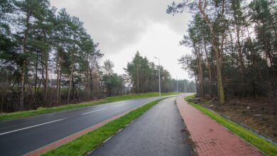 Photo of Nowe połączenie z ulicą Mościckiego