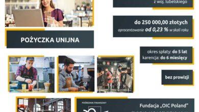 Photo of Przedsiębiorcy mogą wnioskować o pożyczki