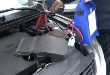 Photo of Straż Miejska pomaga odpalić samochód