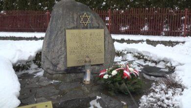 Photo of Puławski Ratusz upamiętnił ofiary Holokaustu