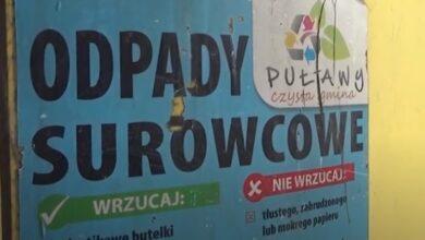 Photo of Puławy sprawdzą, kto nie płaci za śmieci [VIDEO]