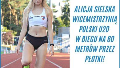 Photo of Kolejne lekkoatletyczne srebro dla Puław!
