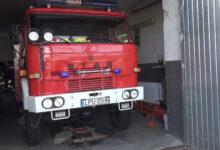 Photo of Strażacy z Włostowic zbierają na nowy garaż [VIDEO]