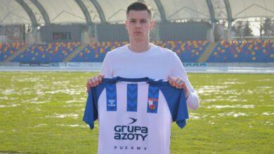 Photo of Kolejny nowy zawodnik w Wiśle