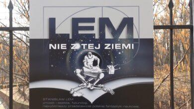 Photo of Lem nie z tej ziemi – wystawa Biblioteki Miejskiej