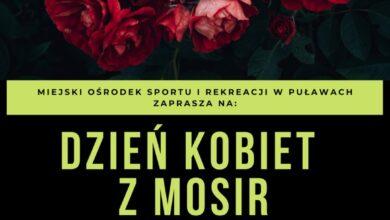 Photo of Specjalna oferta MOSiR na Dzień Kobiet