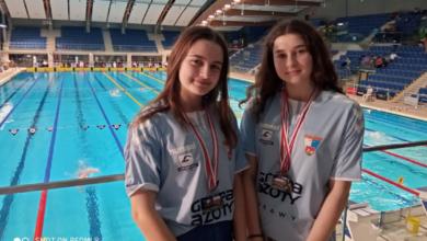 Photo of Grad medali puławskich pływaków na Mistrzostwach Województwa