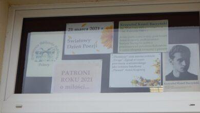 Photo of Światowy Dzień Poezji z biblioteką powiatową